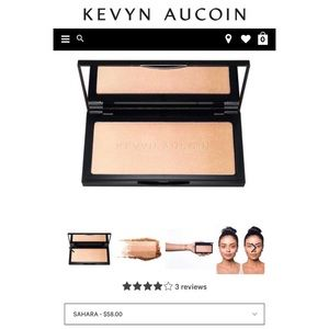 Kevyn Aucoin highlight pallet